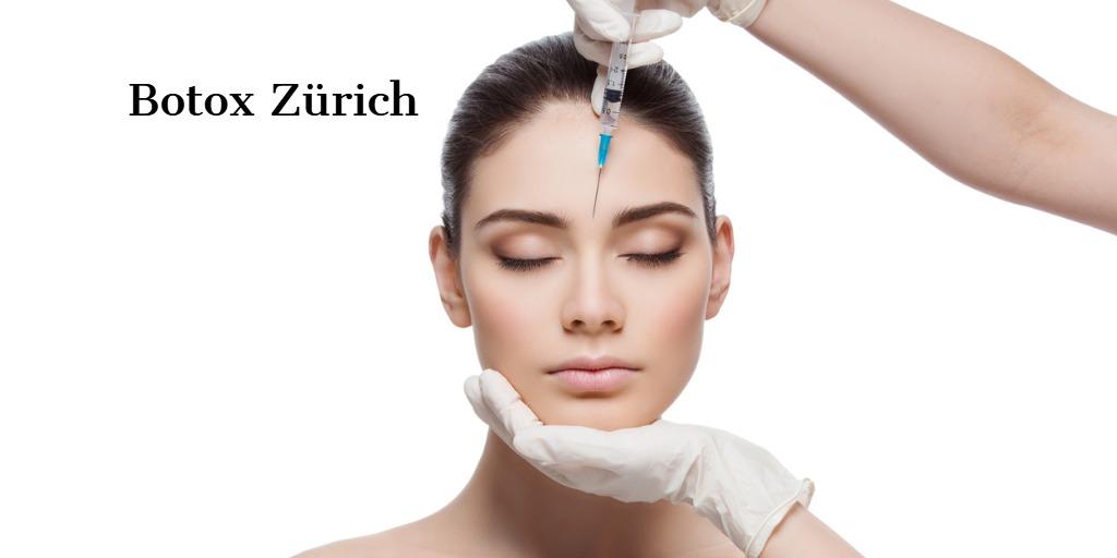 Botulinum Faltenbehandlung Zürich