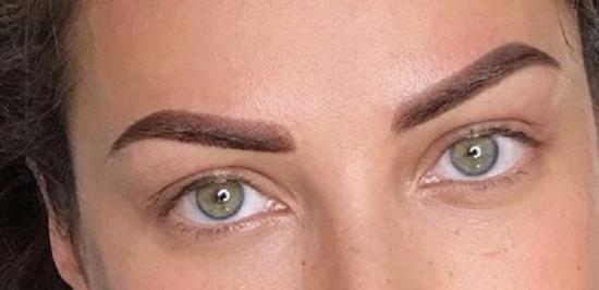 Augenbrauen Permanent Make up Zürich sw